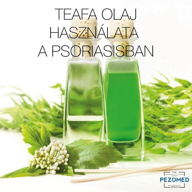 gyógyult pikkelysömör teafaolajjal