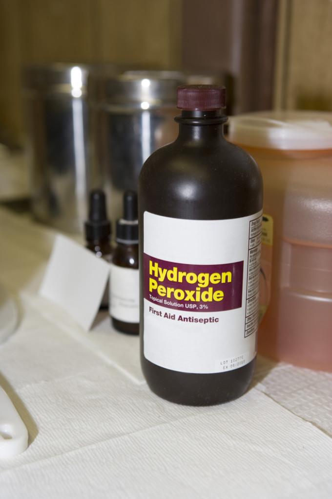 Megszabadulni a pattanásoktól hidrogén-peroxiddal és benzoil-peroxiddal - Pikkelysömör November