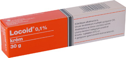 LOCOID 1 mg/g krém