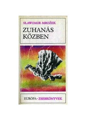 Sławomir Mrożek - Zuhanás közben by BlackTrush - Issuu